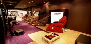Ghế massage Fujikima thương hiệu uy tín hàng đầu tại Việt Nam