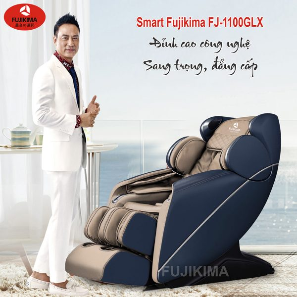 ghế massage Fujikima 1100GLX