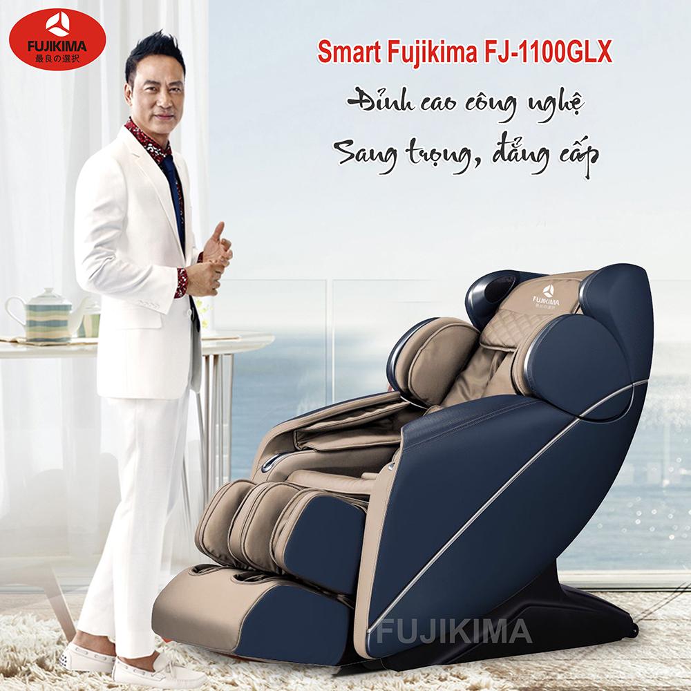 fujikima fj 1100glx chính hãng màu xanh