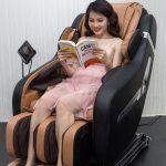 Những thói quen gây hại khi sử dụng ghế massage