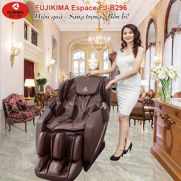 Ghế massage fujikima B296