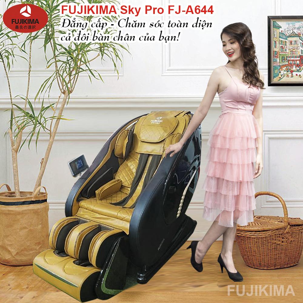 ghế massage fujikima a644