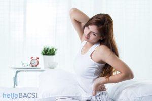 8 Nguyên nhân phổ biến gây đau lưng ở phụ nữ