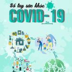 LỜI KHUYÊN HỮU ÍCH GIÚP CẢ GIA ĐÌNH TĂNG CƯỜNG SỨC ĐỀ KHÁNG PHÒNG DỊCH COVID-19